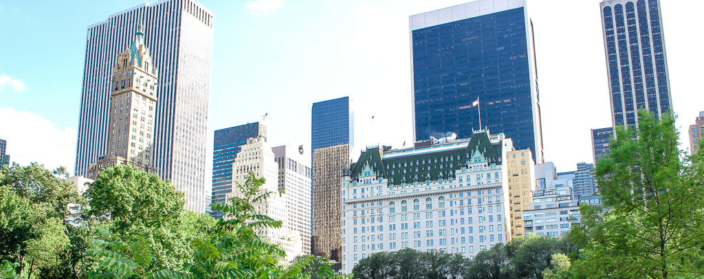 Plaza Hotel Central Park