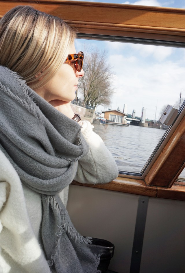 Boat Cruise on Amstel