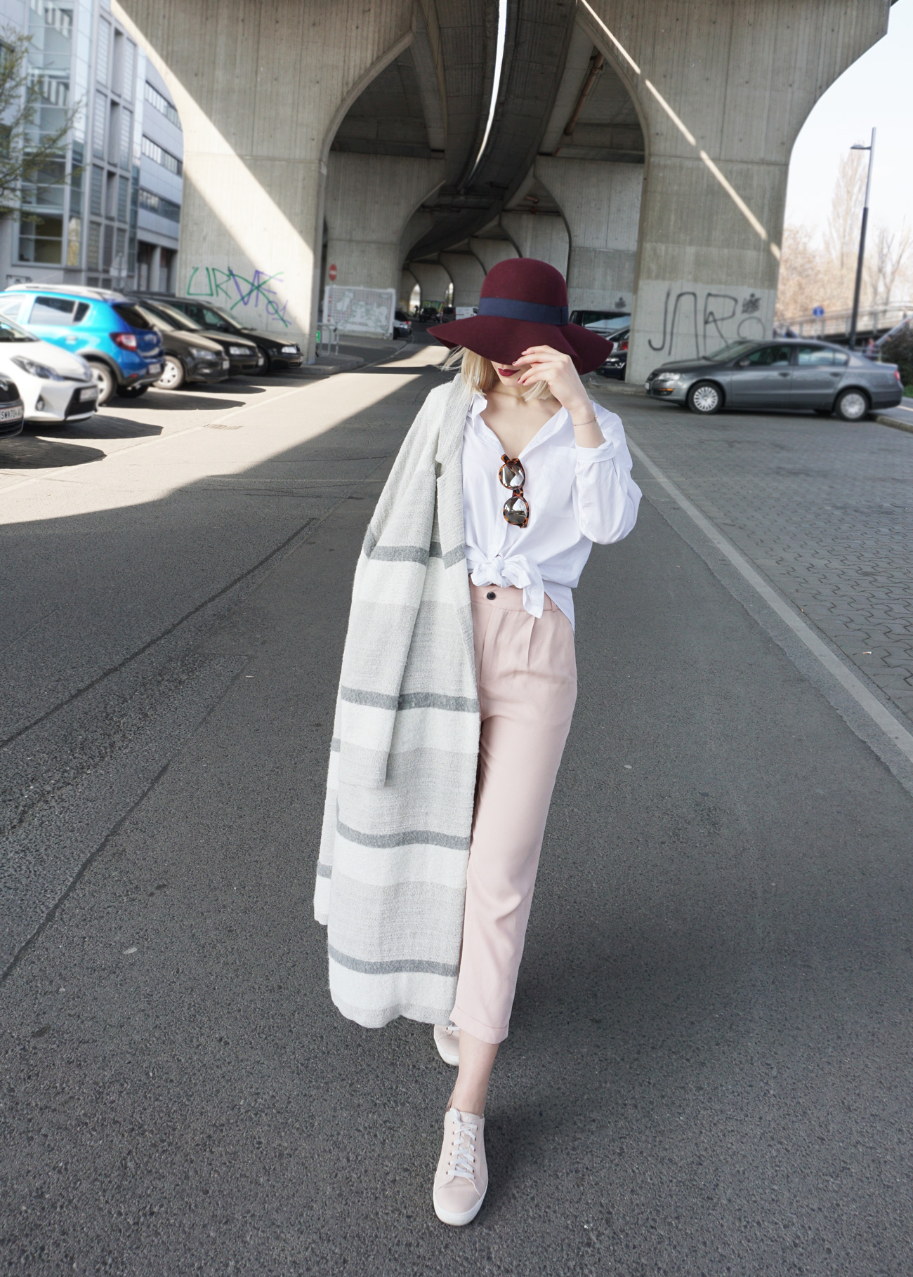 It´s all about nude tones this spring
