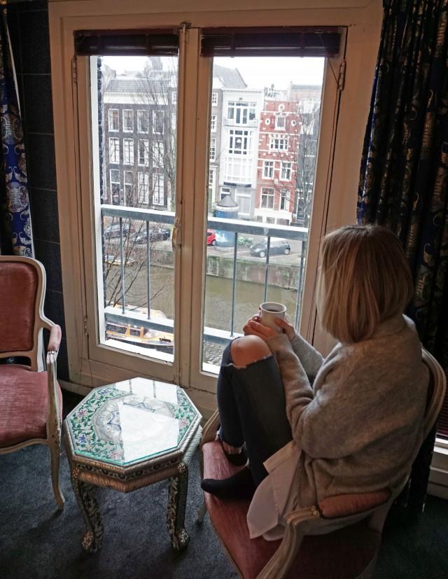 Herengracht View