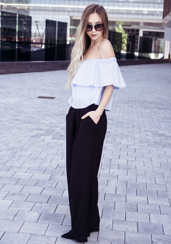 1 piece 3 styles - the offs-houlder top