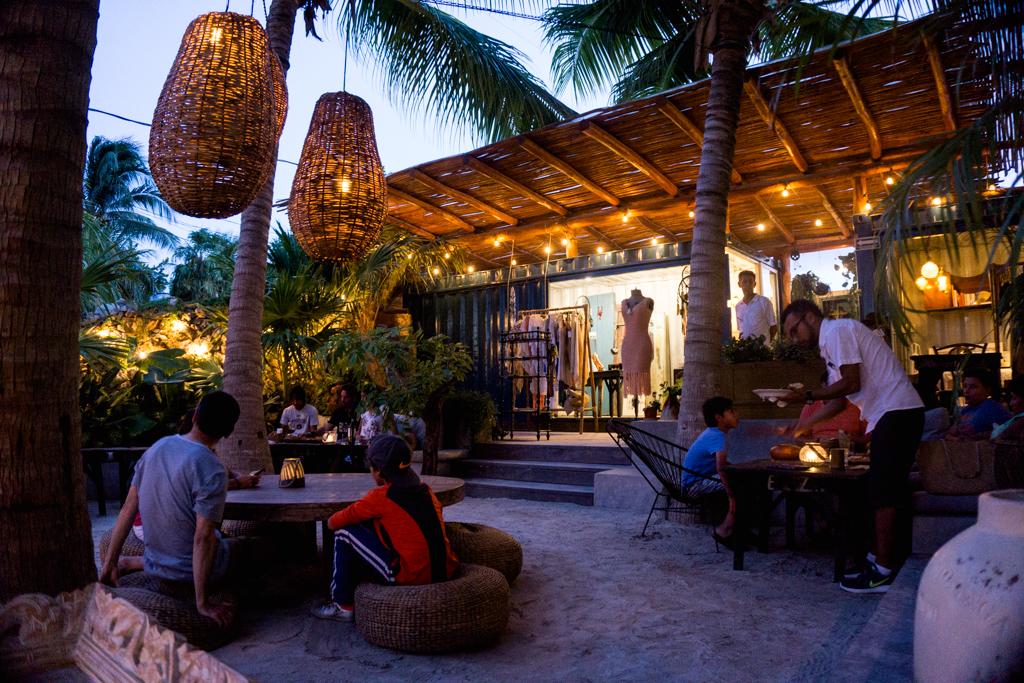 Luuma Restaurant Isla Holbox