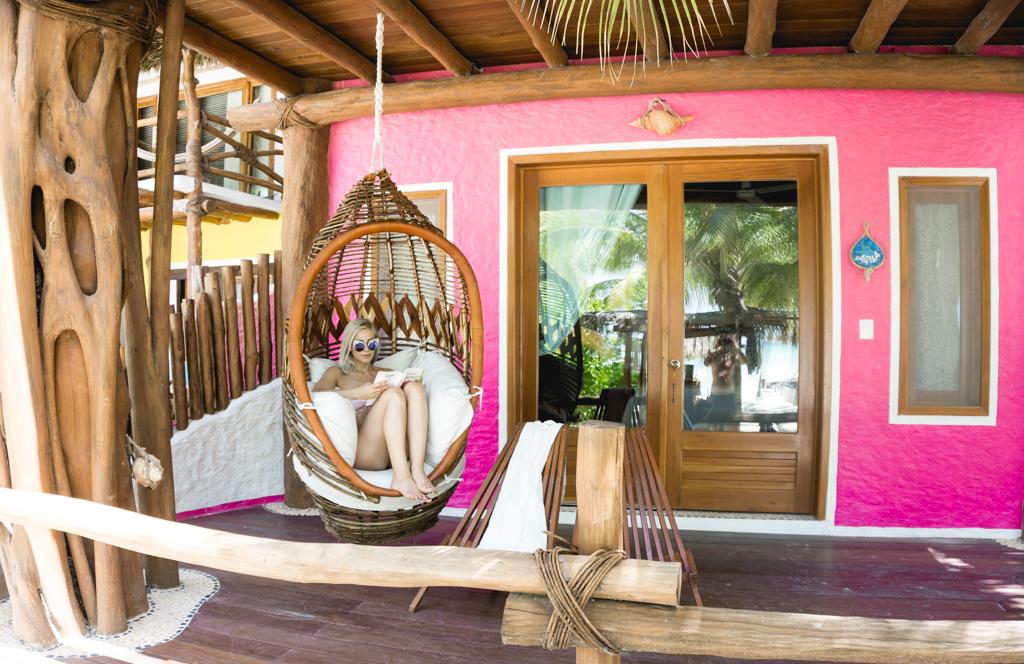 Casa las Tortugas Isla Holbox