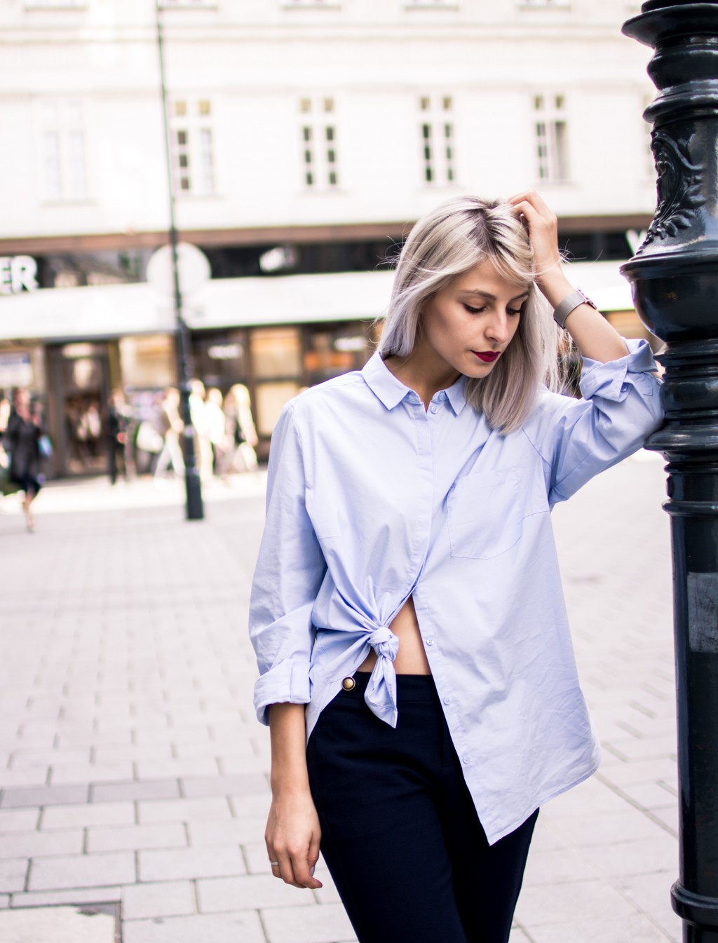 5 Ways To Wear Your Button-Down-Shirt