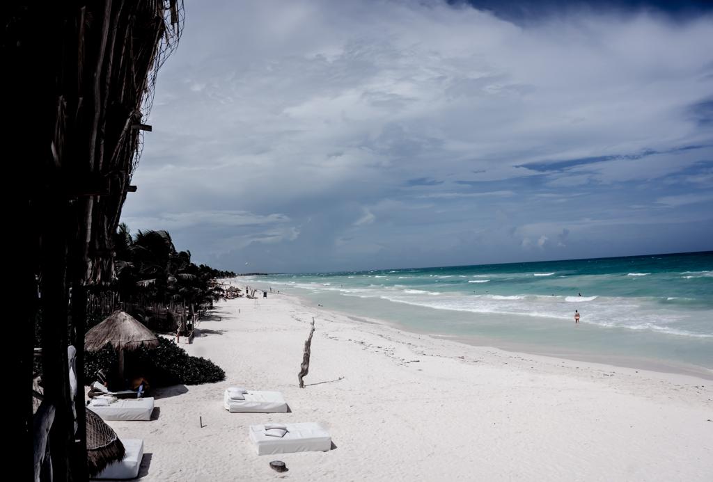 Mexico Tulum Beach