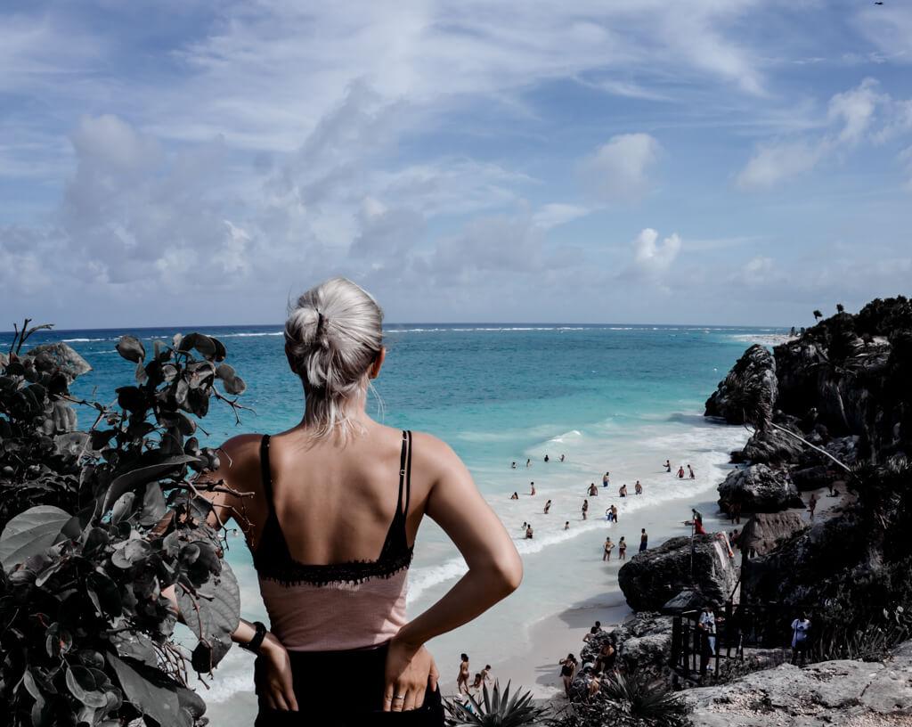 Tulum The Prettiest Beach