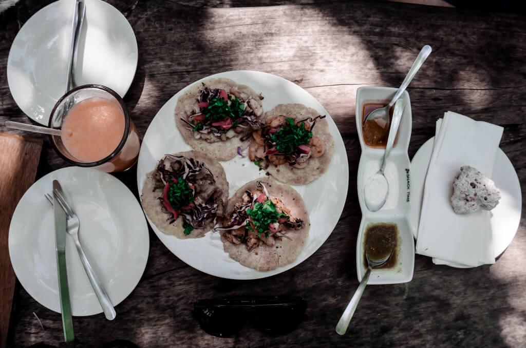 Food Mexico Tulum