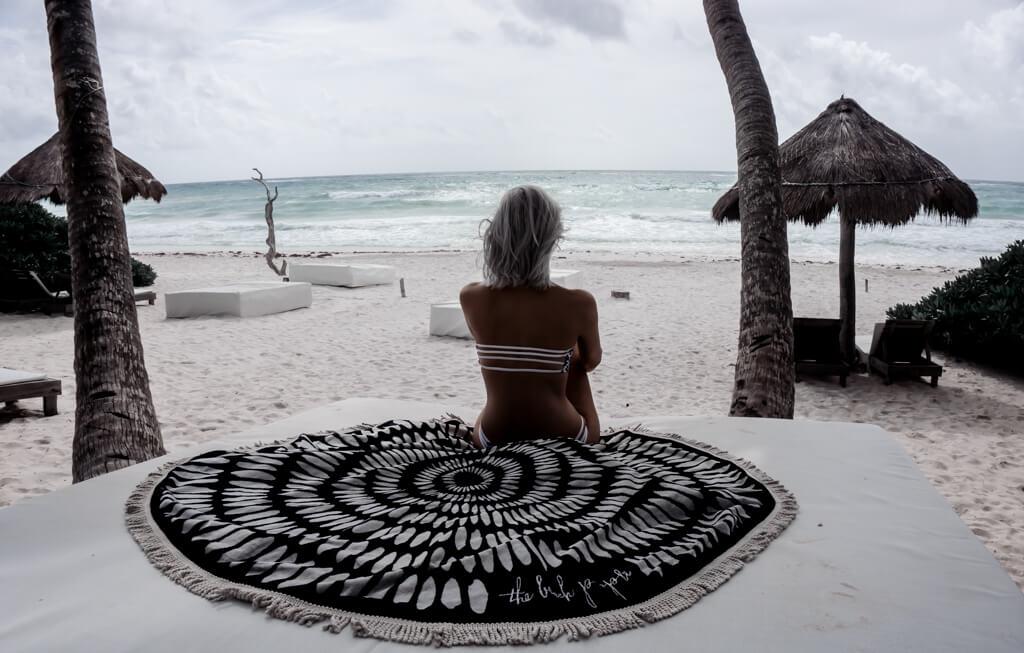 The Beach People Tulum Mexico