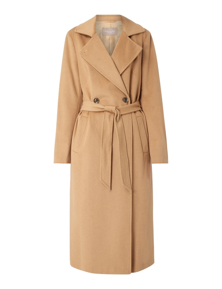 Camel Robe Coat