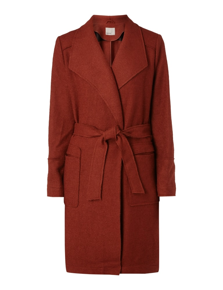 Red Robe Coat