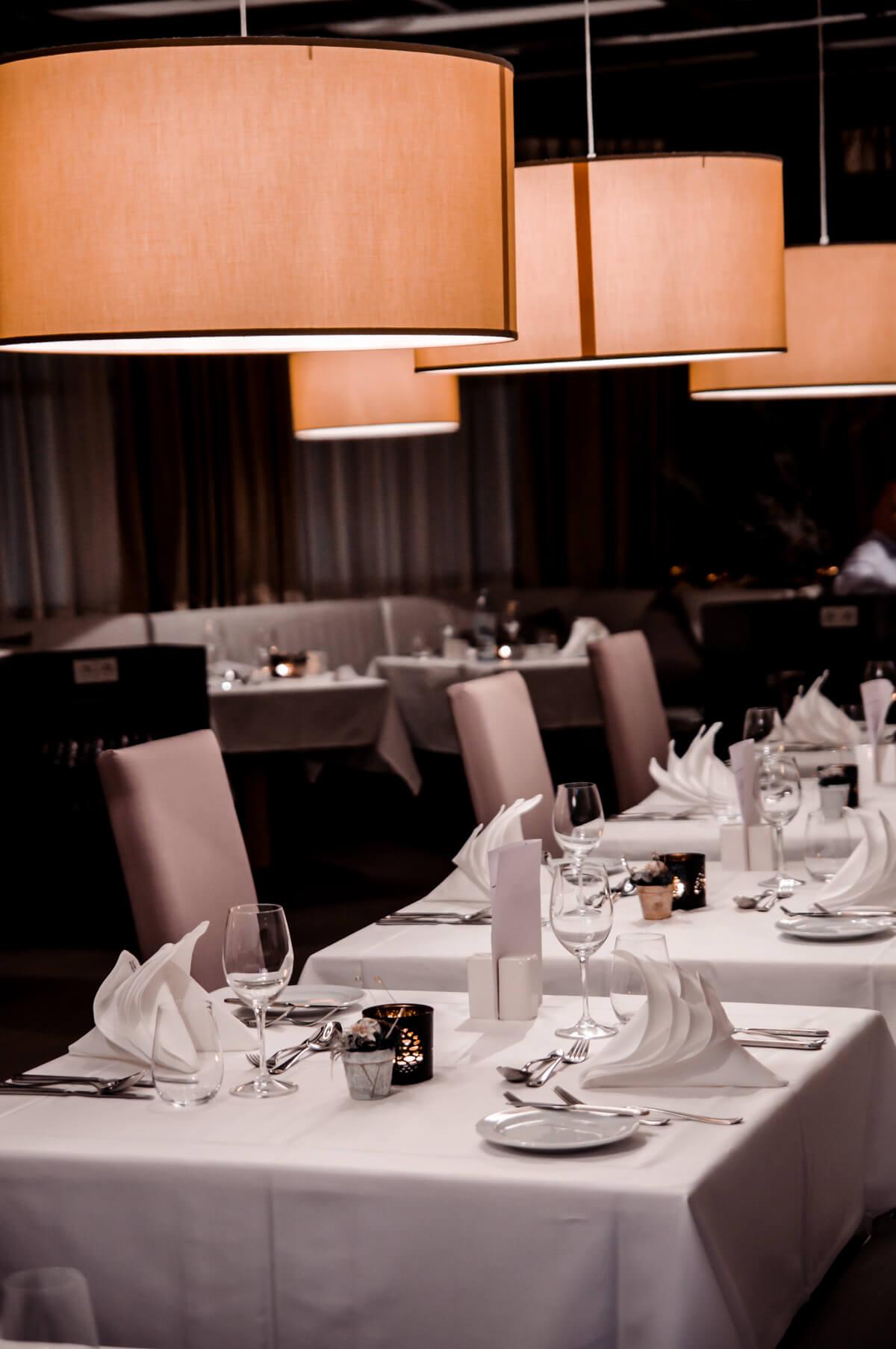 Falkensteiner Wulfenia: Hotel Restaurant