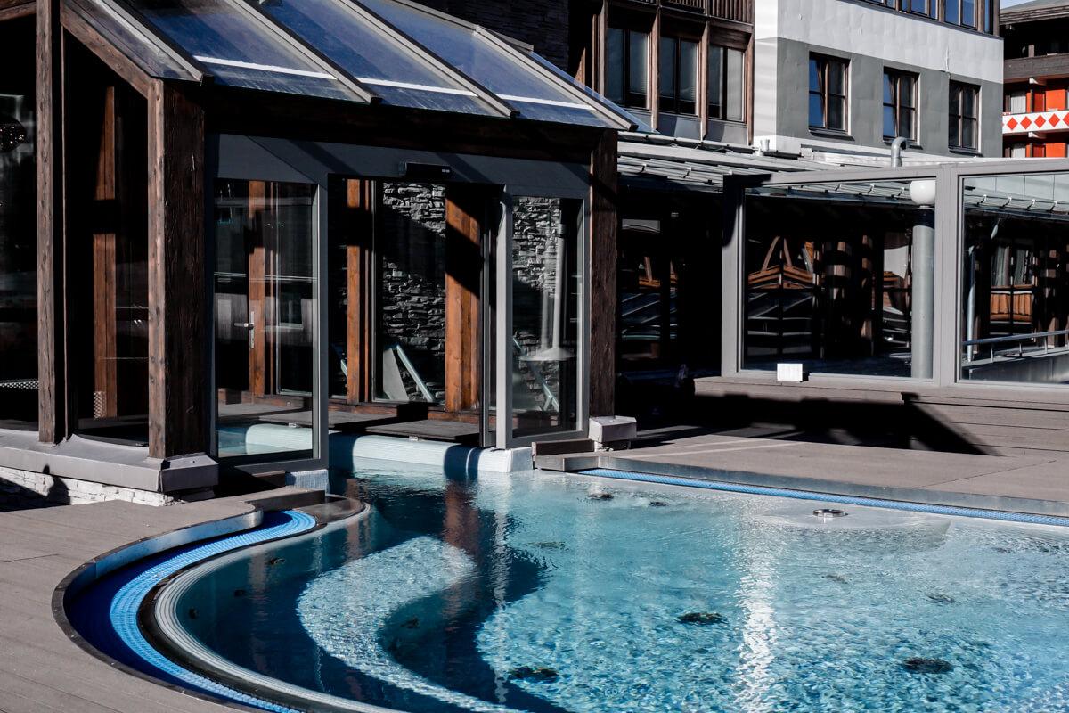 Falkensteiner Wulfenia: Hotel Spa