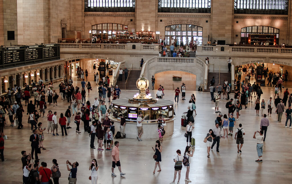 What to Do in New York City: Grand Central Terminal