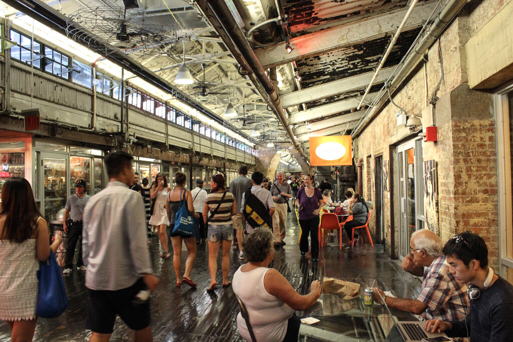 New York City Guide: Chelsea Market