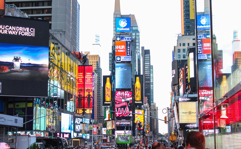 New York City Guide: Times Square