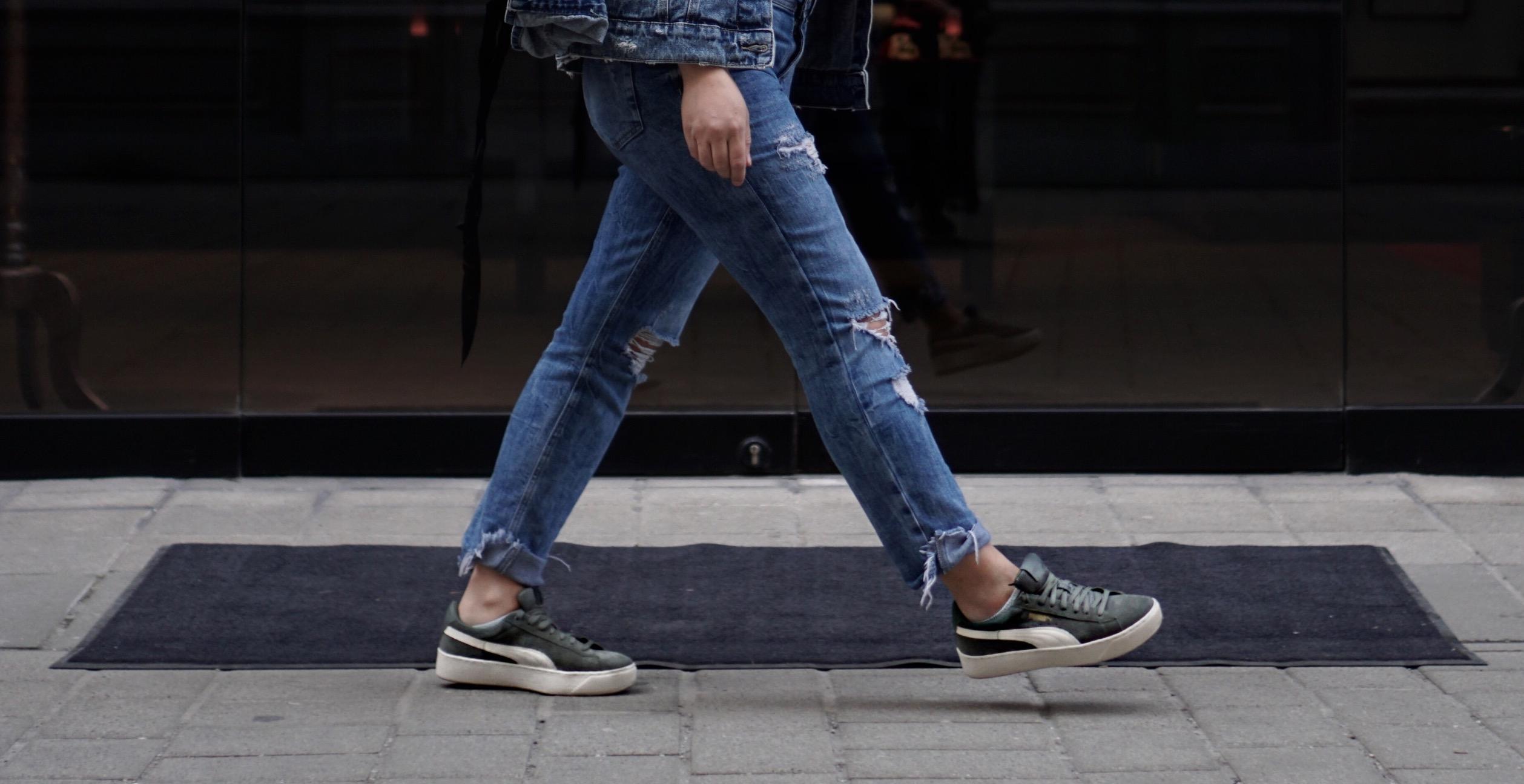 Sind Sneakers noch IN?