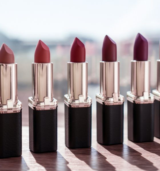 #BEAUTY: COLOR RICHE MATTE ADDICTION LIPSTICK RANGE BY L'ORÉAL PARIS