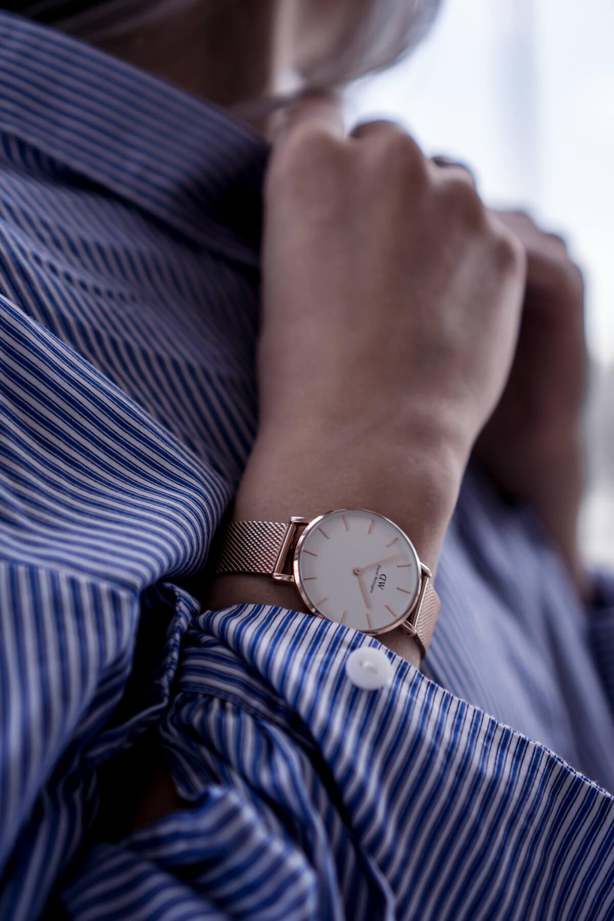 Classic Petite Uhr Daniel Wellington