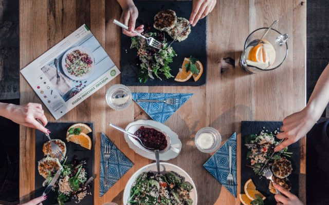QUALITY TIME: COOKING WITH HELLOFRESH*