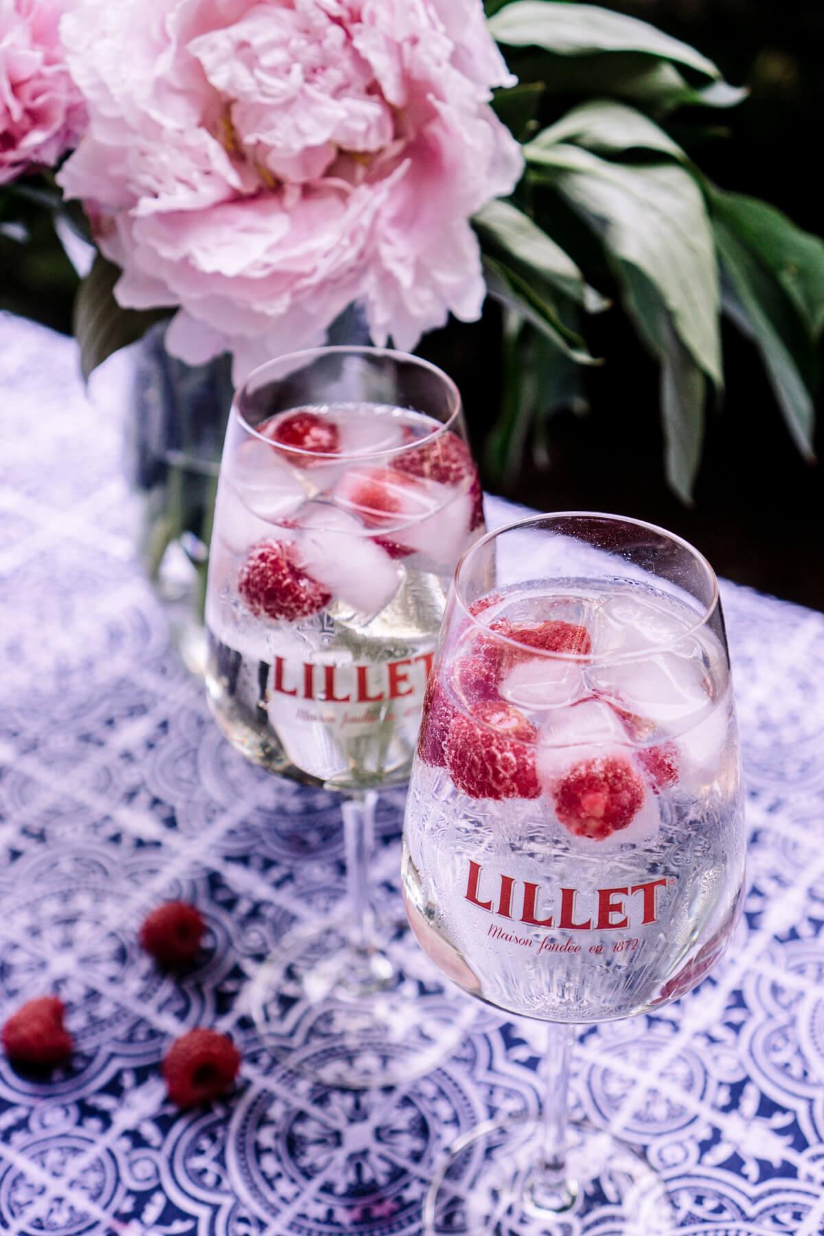 Lillet Drinks