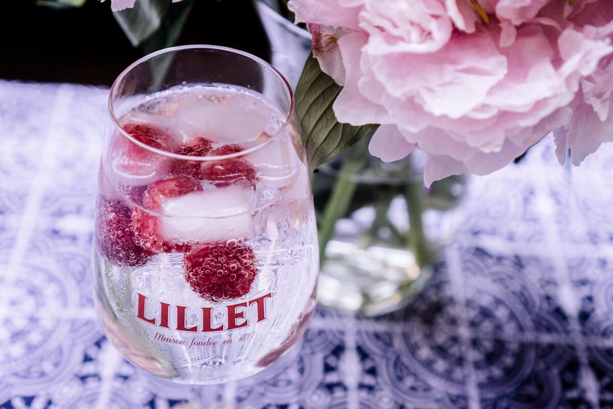 Lillet Cocktail Rezept