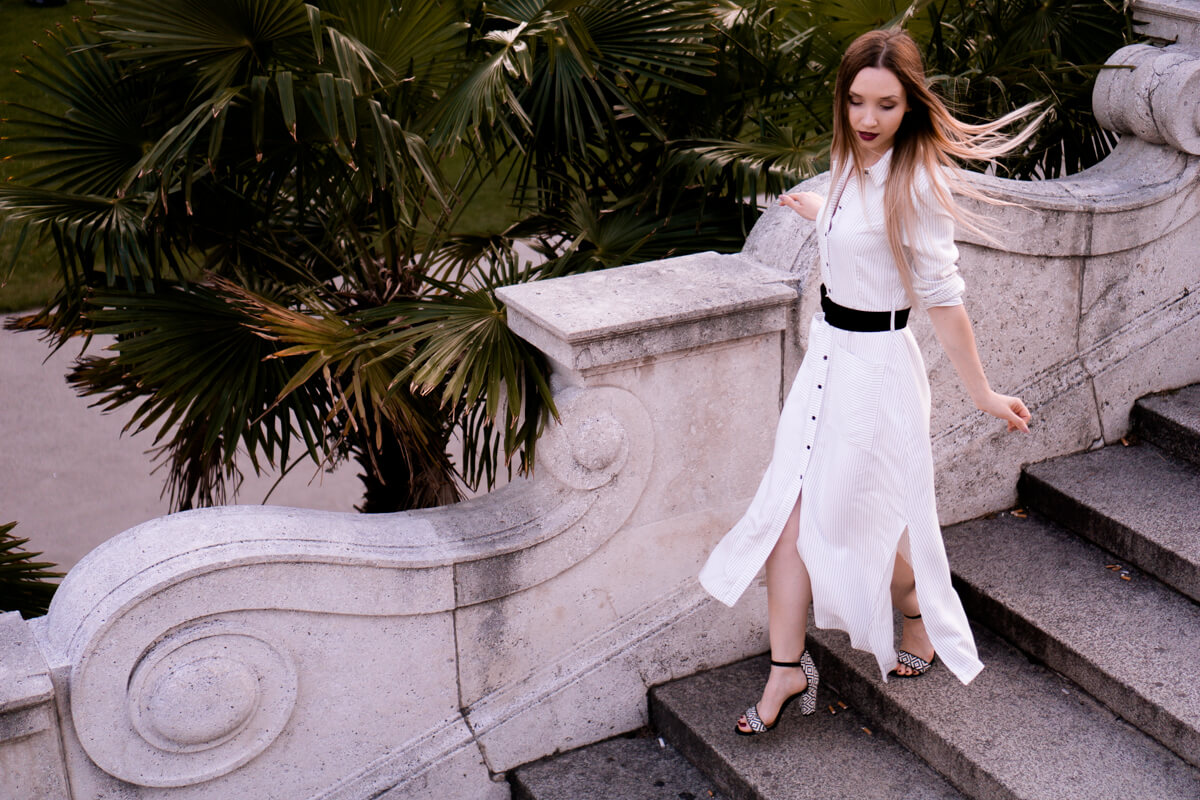 Lillet Picknick Dresscode White Dress
