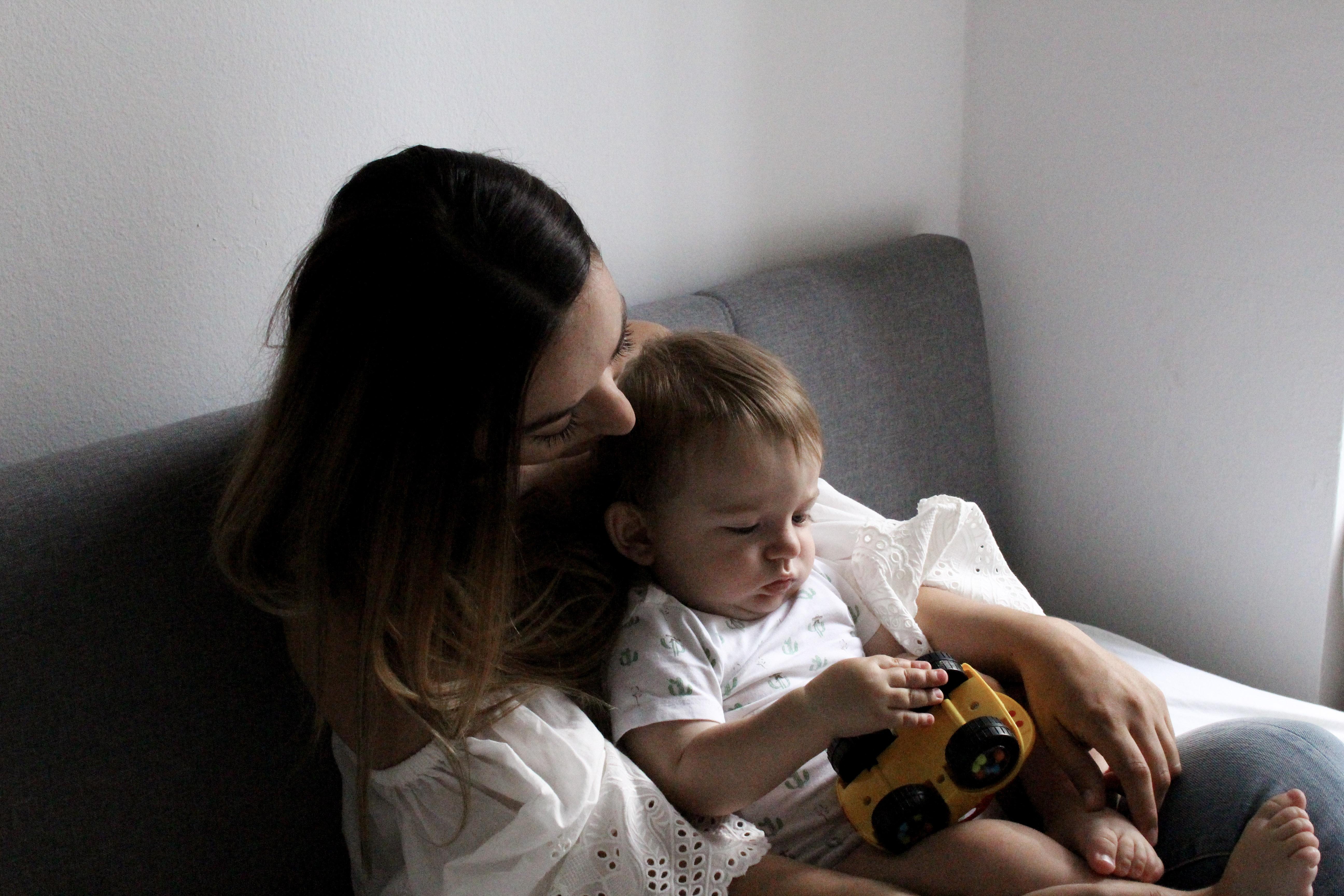 Das Leben mit einem Baby