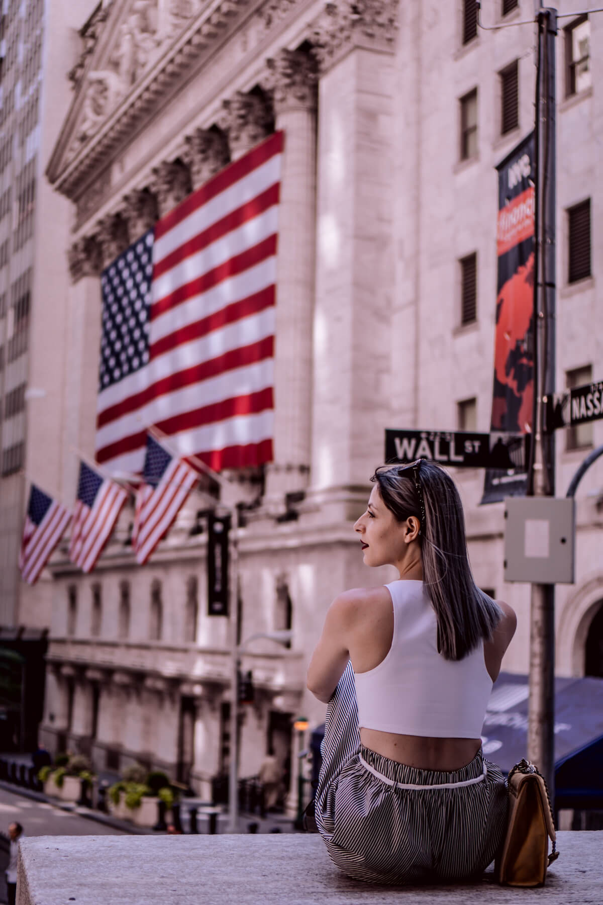 Wall Street Best View NYC The Cosmopolitas
