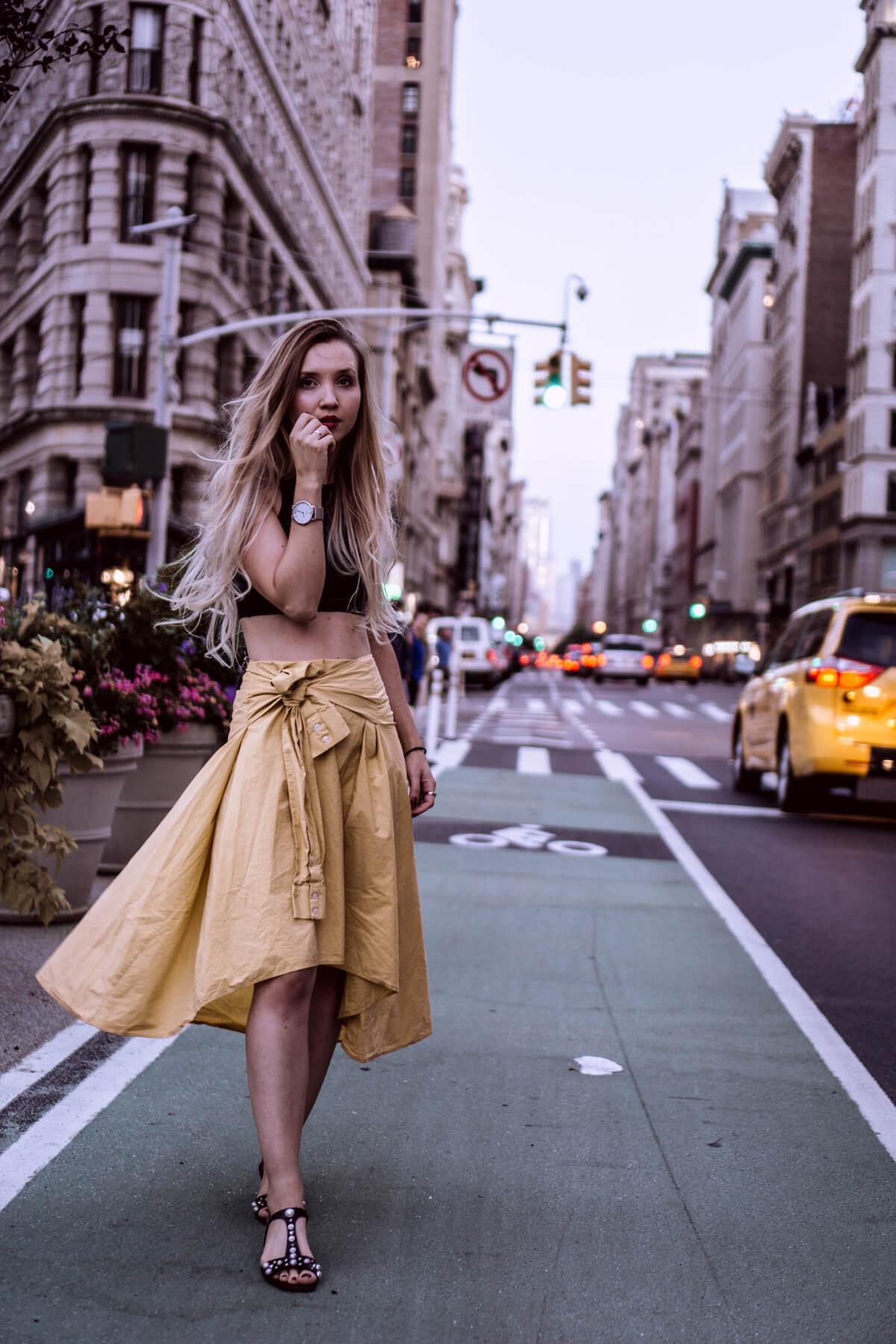 Trend 2017: Wrap Skirts