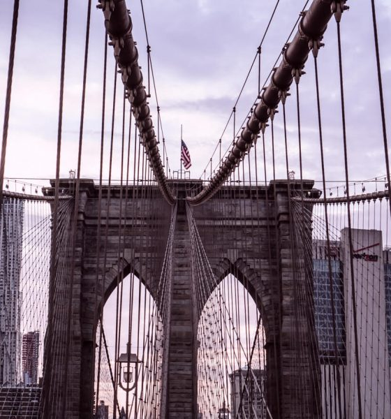 UNSERE FAVORITEN IN NYC: #BROOKLYN BRIDGE