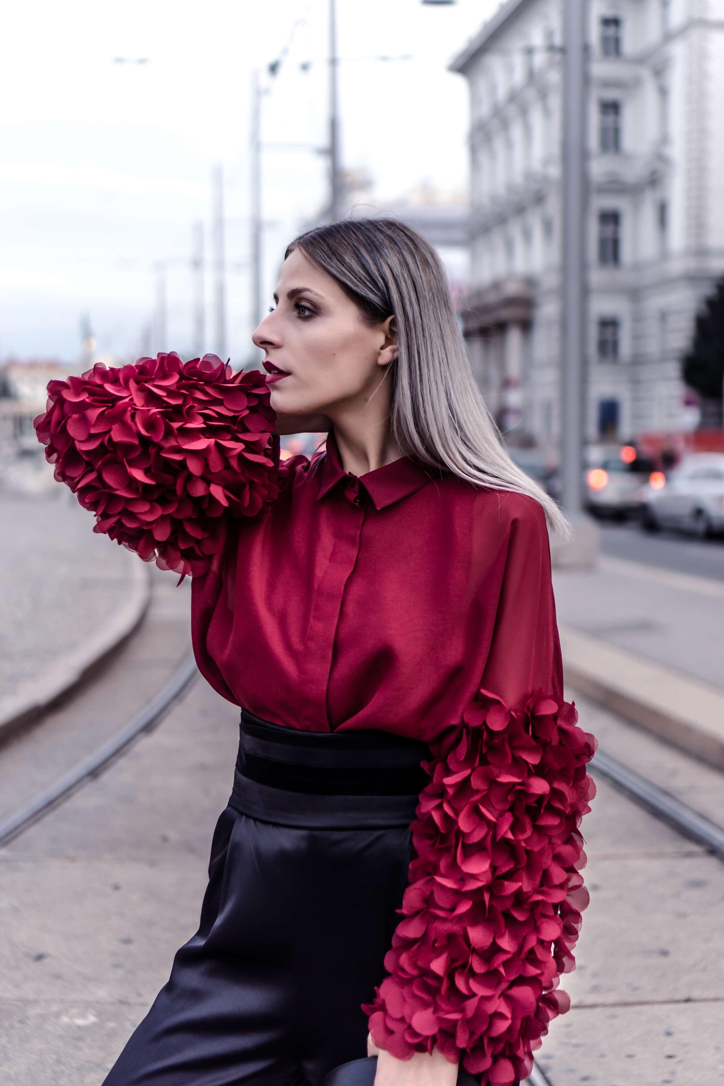 Extravagante Mode in Wien The Cosmopolitas