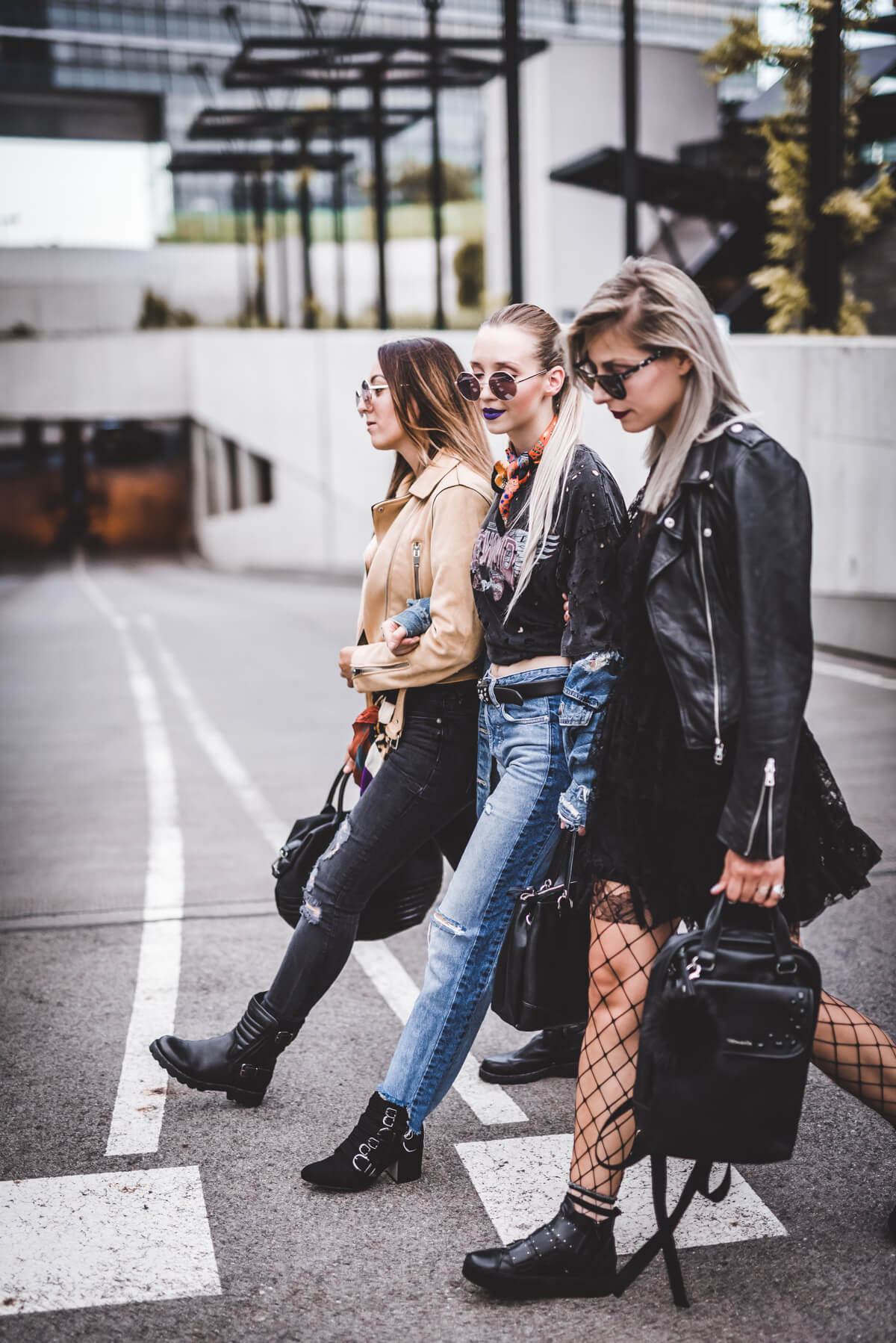 Biker Boots by The Cosmopolitas