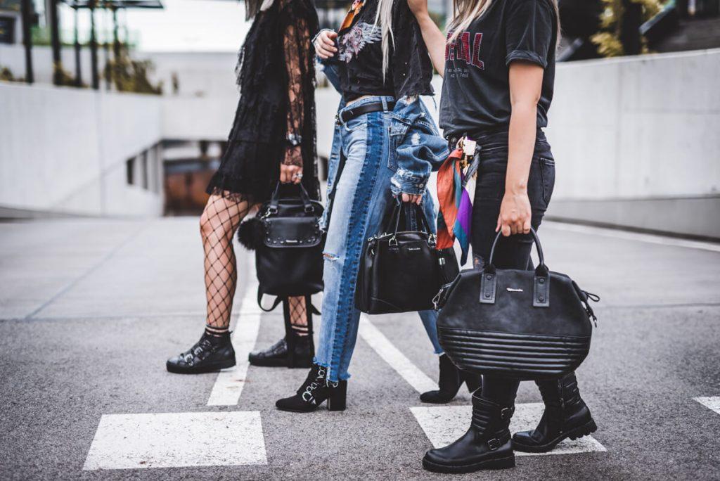 brand new 47127 591c3 3 ways wear: Biker-boots rock-chic style | the cosmopolitas