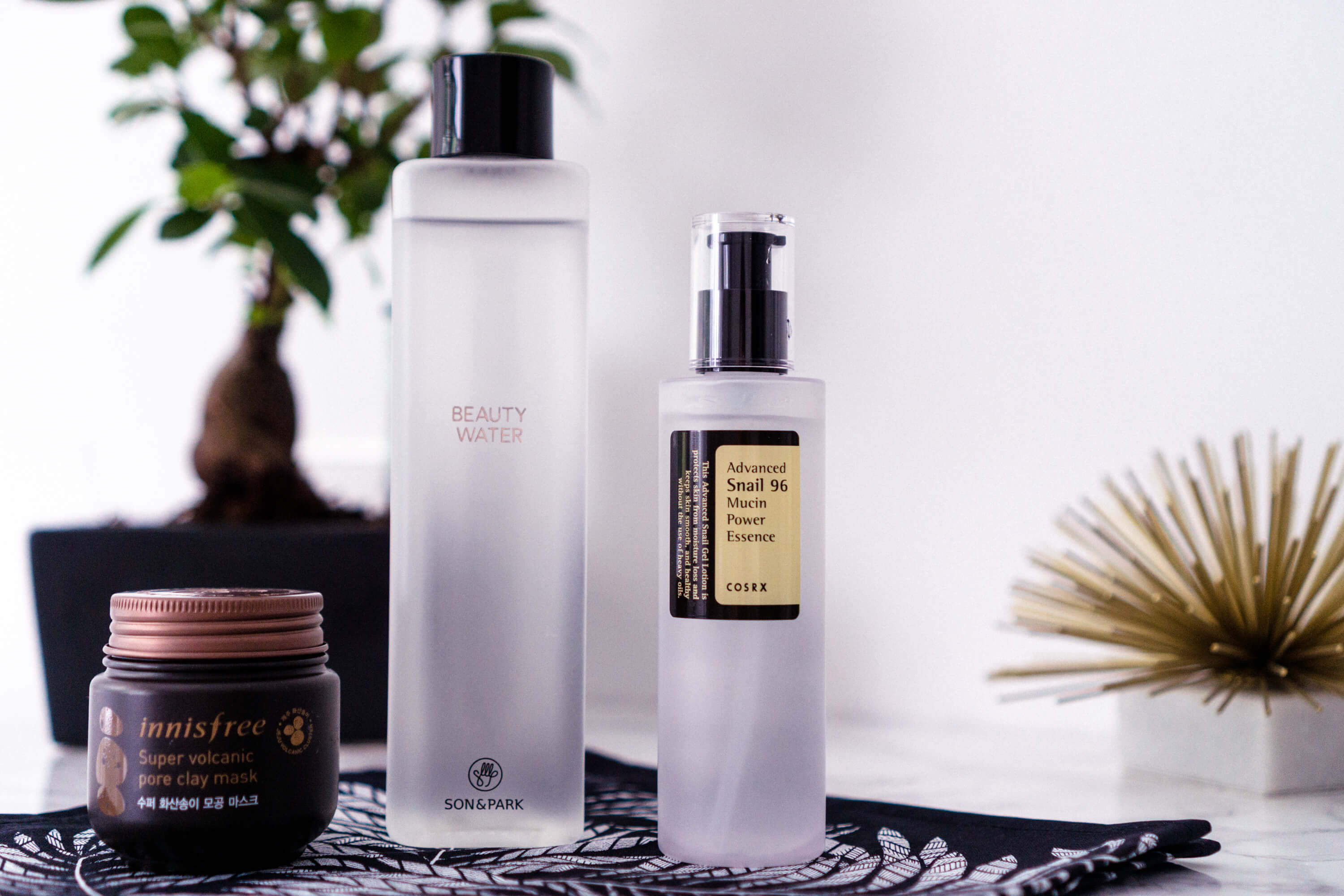 KOREAN BEAUTY PRODUCTS FIRST IMPRESSIONS