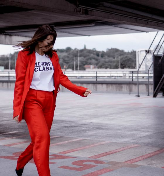 TREND REPORT: RED | 3 WAYS TO WEAR