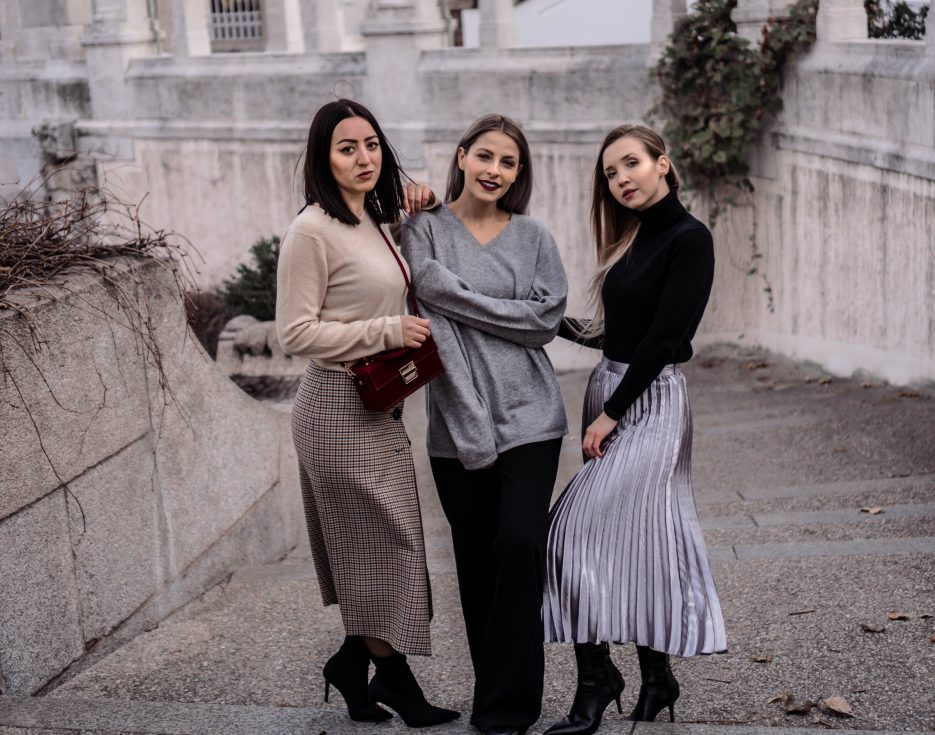 3 Ways To Style Cashmere