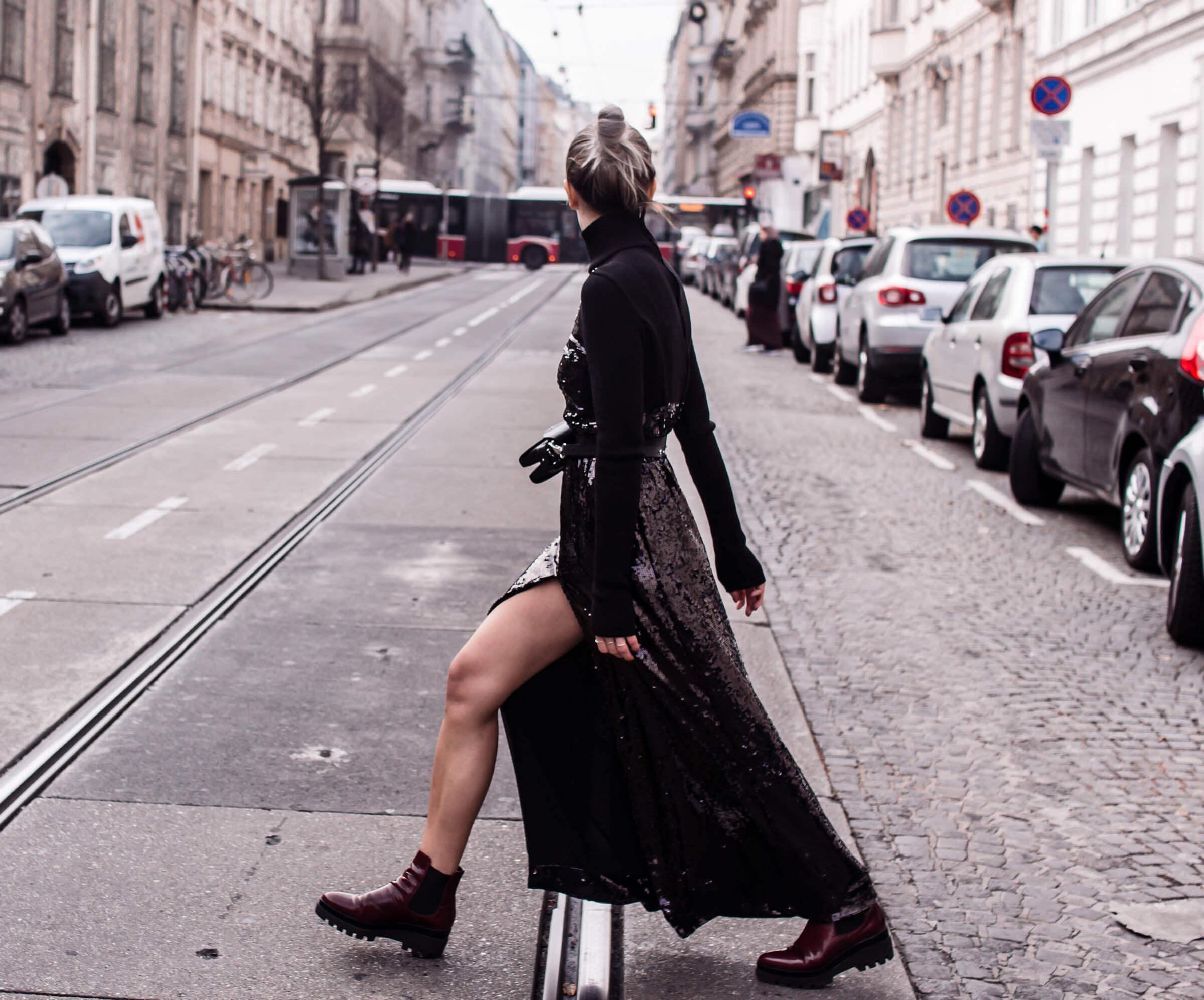 Dresmadera Dress Diesel Black Gold FW17