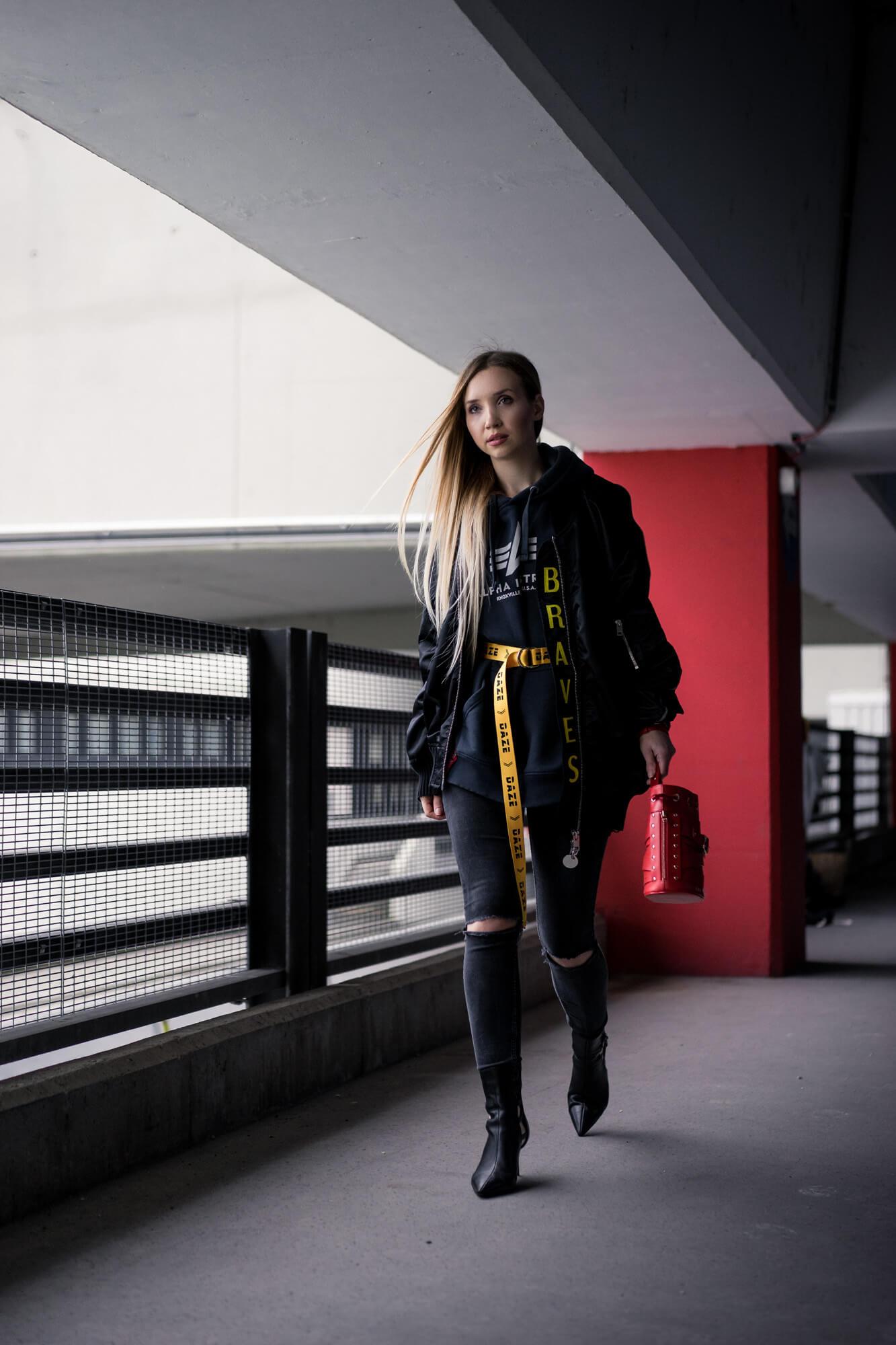 Marina Hoermanseder Tasche Rot