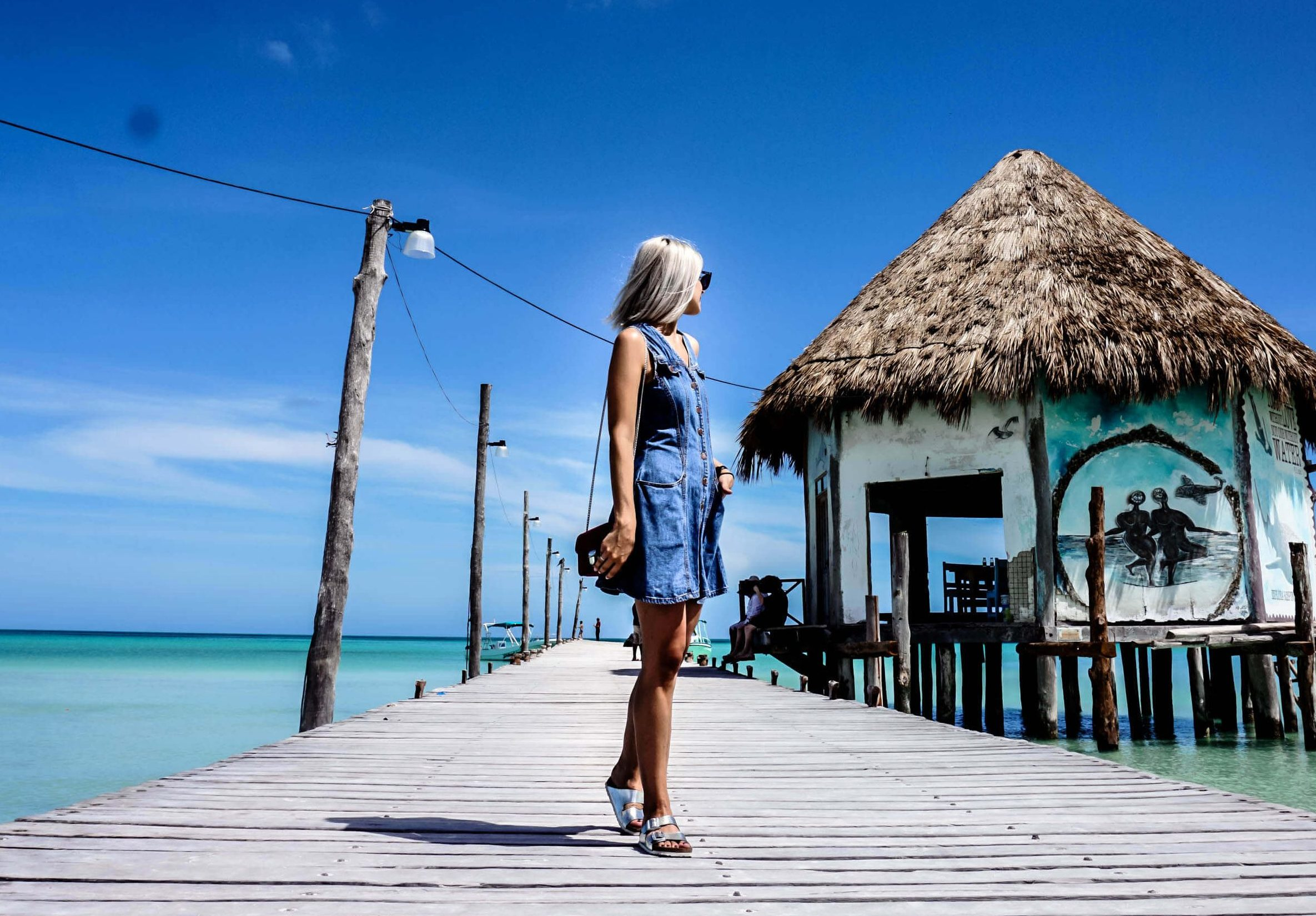Insel Holbox Mexico