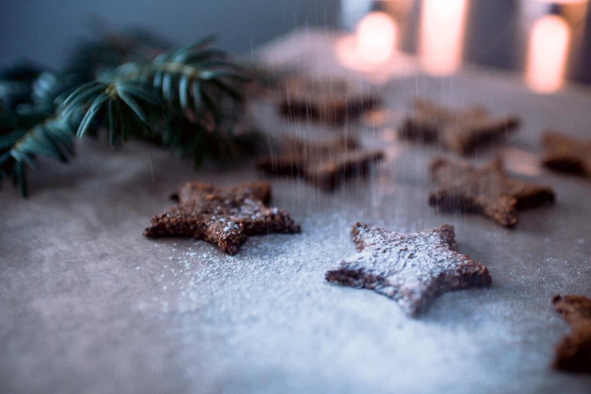 Cinnamon Stars Vegan Gluten-Free