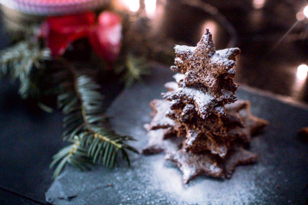 Quick Christmas Cookies Schnelle Weihnachtskekse Vegan Gluten-Free