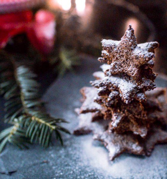 LAST-MINUTE CHRISTMAS COOKIES | VEGAN, GLUTEN-FREE