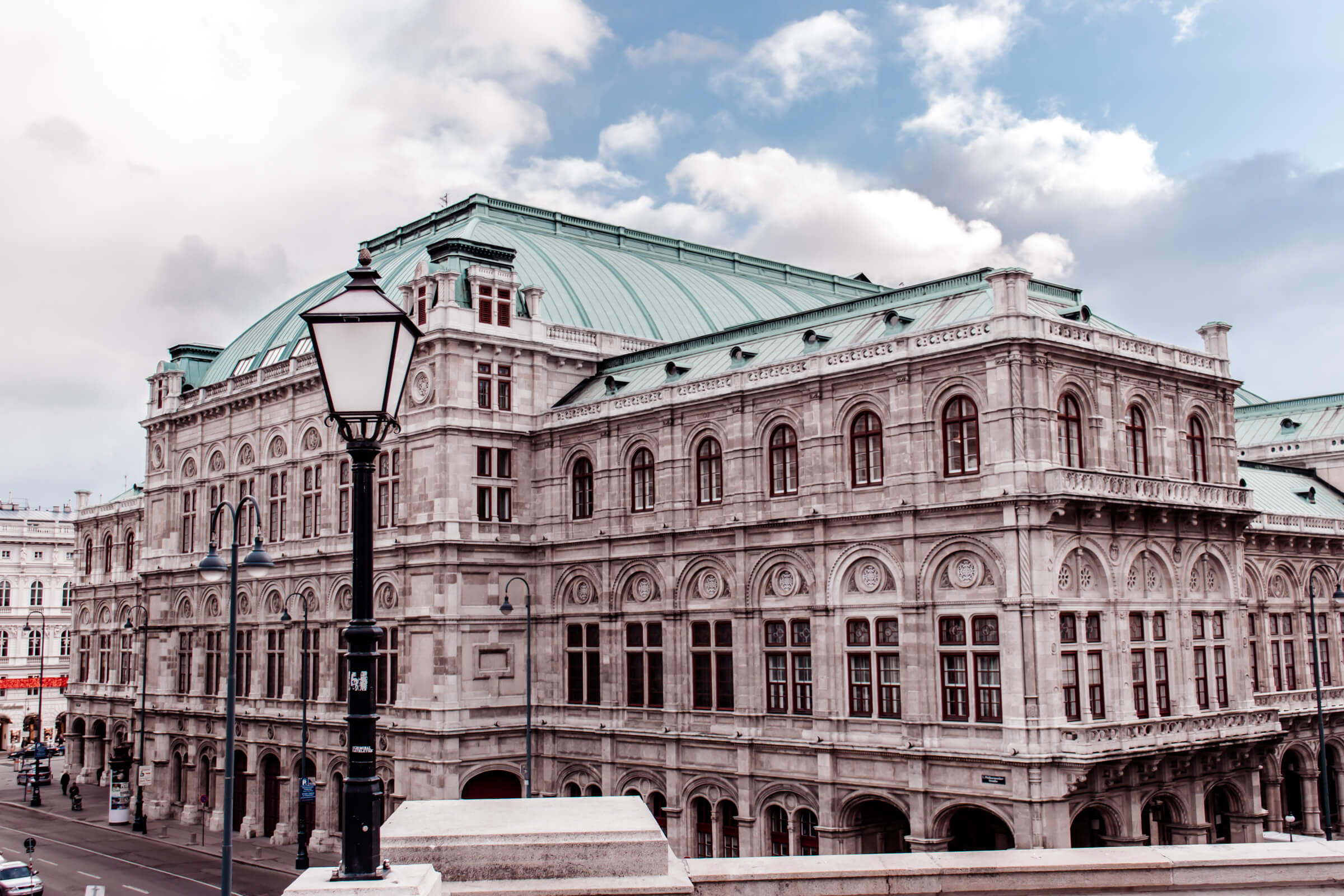Sehenswürdigkeiten Wien Wiener Staatsoper