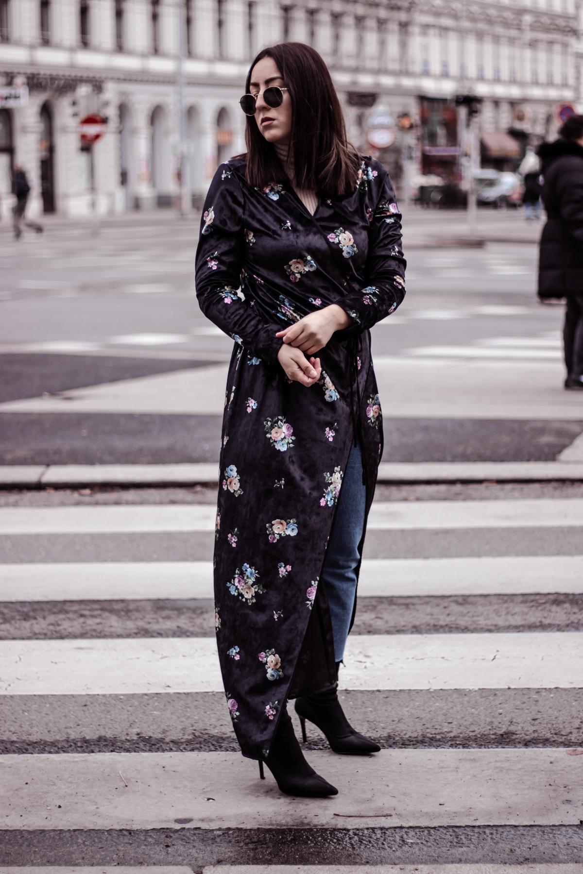 tips on how to wear velvet