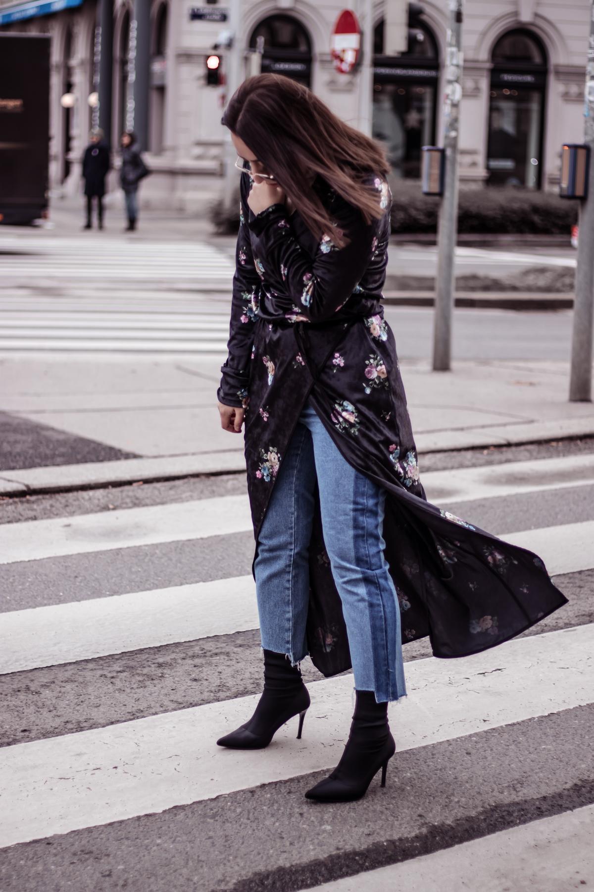 how to wear velvet pieces