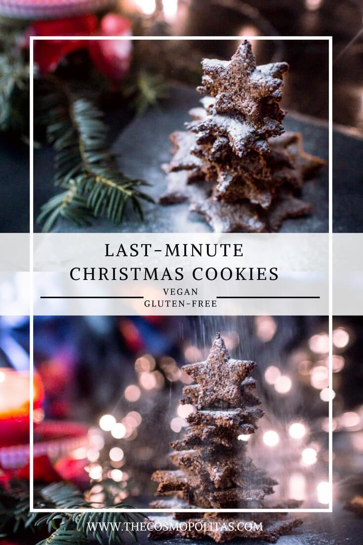 Last Minute Christmas Cookies Recipe