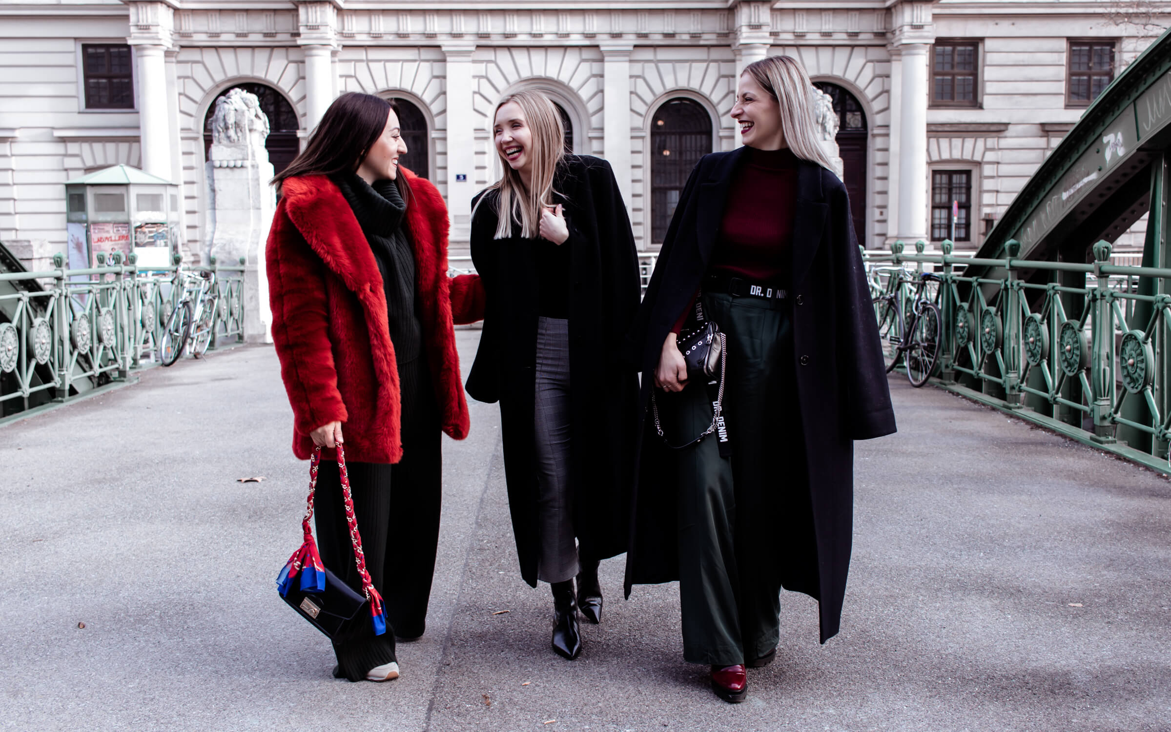 The Cosmopolitas Bloggers from Vienna