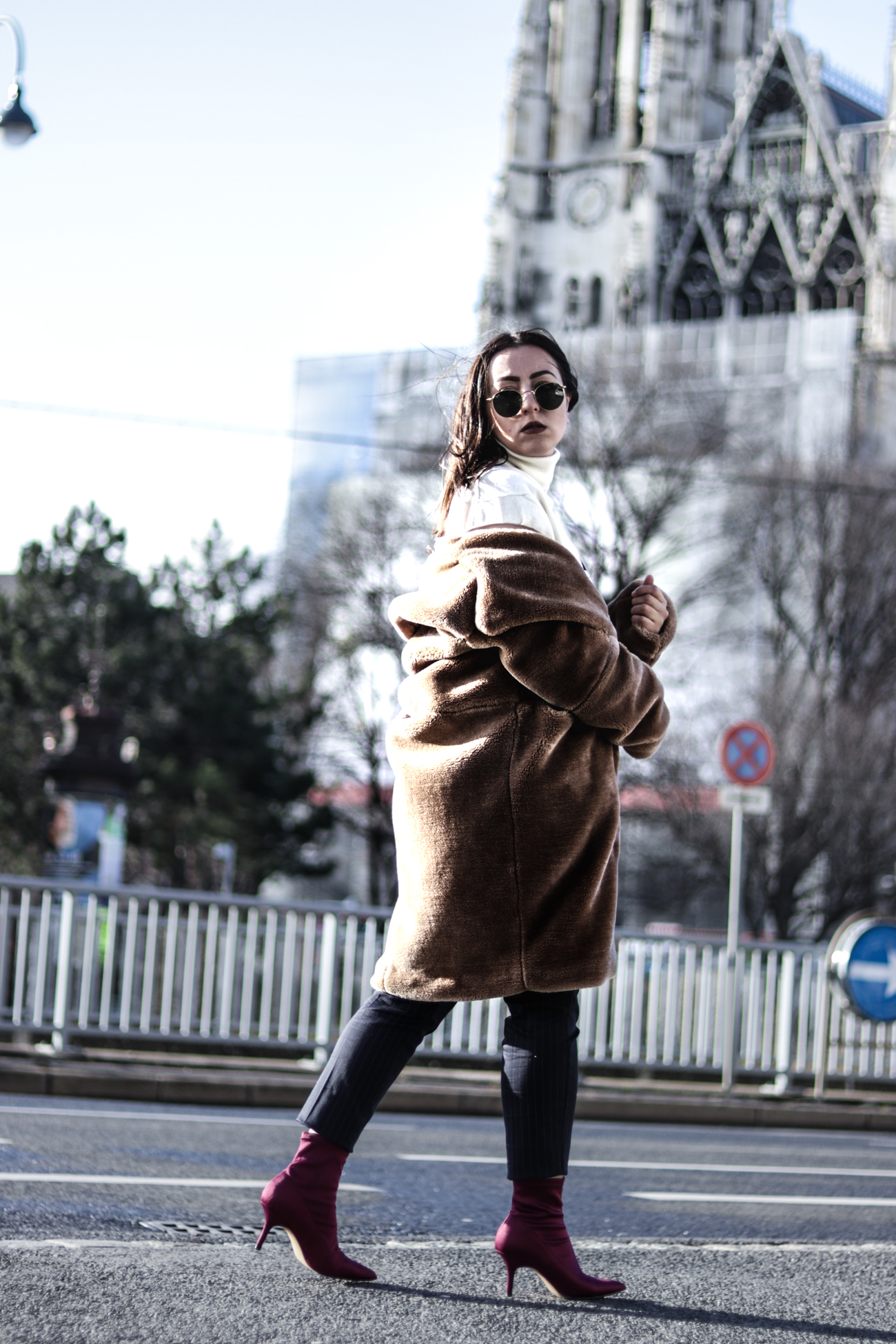 Teddy-Coat: How to style?