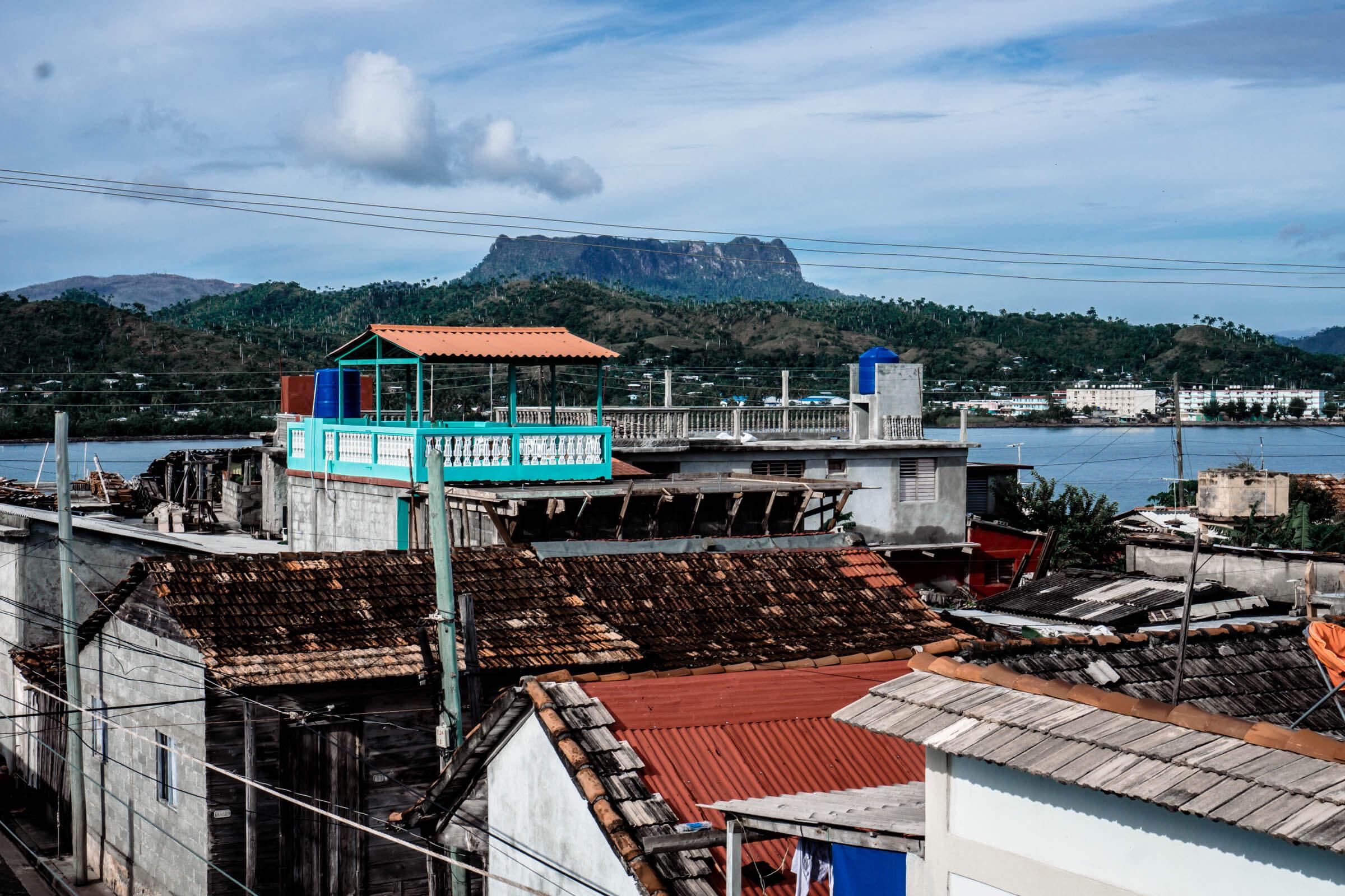 Baracoa Kuba Aussicht
