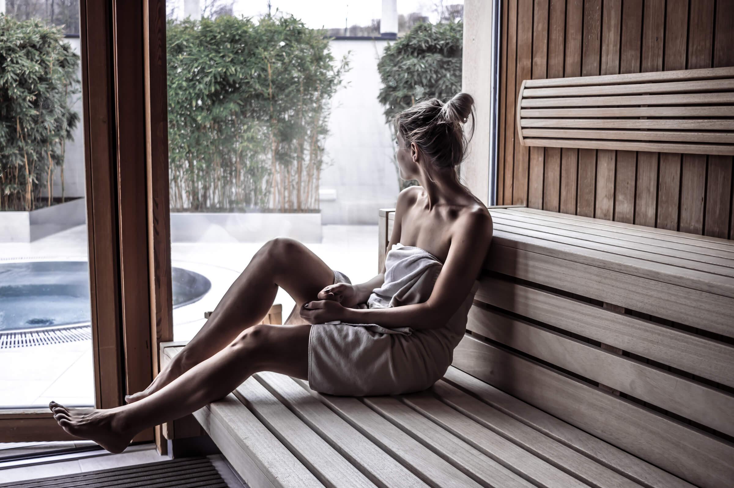 Saunalandschaft Hotel Stoiser